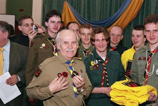 Київ, КПЗ 2006, Лісові Чорти (у центрі - пл.сен. Богдан Гаврилишин, ЛЧ)