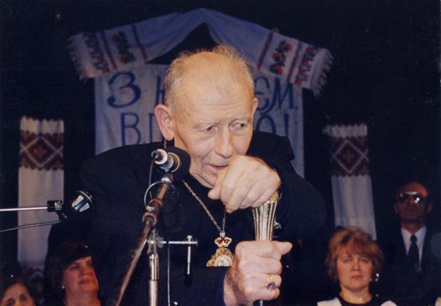 Єпископ Іван Марґітич – пластовий братчик Муравель