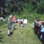 Збірка на таборі
