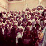 """Колишні """"ковнерівці"""" й учасники акції з відкриття меморіальної дошки в'язням-патріотам"""