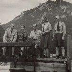 Провід ювілейного СВ в Міттенвальді, 1947