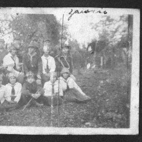 Прогулька до Золочева, 1924