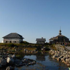 Пристань Великого Заяцького острова, 2009 р.