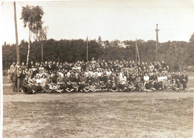 Українська гуманістична гімназія в Гайденаві, 27.07.1947