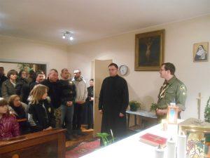 Передача Вогню у Куцурі, Сербія