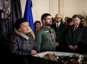 Пластуни взяли участь у вшануванні пам`яті Євгена Сверстюка