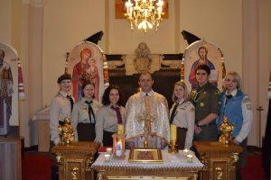Передача Вифлеємського Вогню Миру 2014, Литва