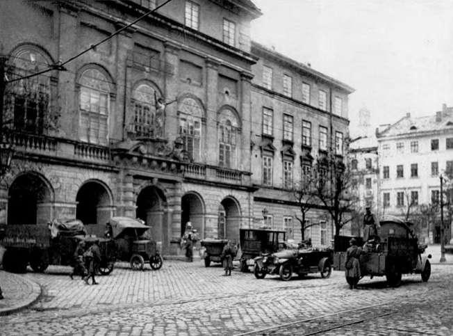 Микола Колесса: Зі спогадів… 1918 рік у Львові