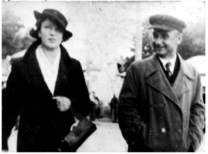 Арсен і Ніна Річинські, 1930-ті рр.