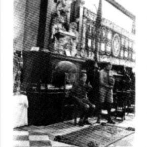 Тарас Крушельницький та Ігор Старосольський перед Присягою, Відень, 1927