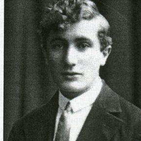 Володимир Савчак у гімназії, 1928 рік