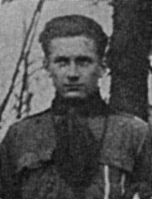 Орест Шпіцер, 1925