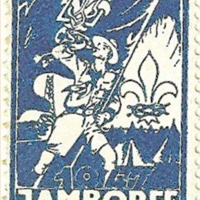 Пластова марка Джемборі 1947