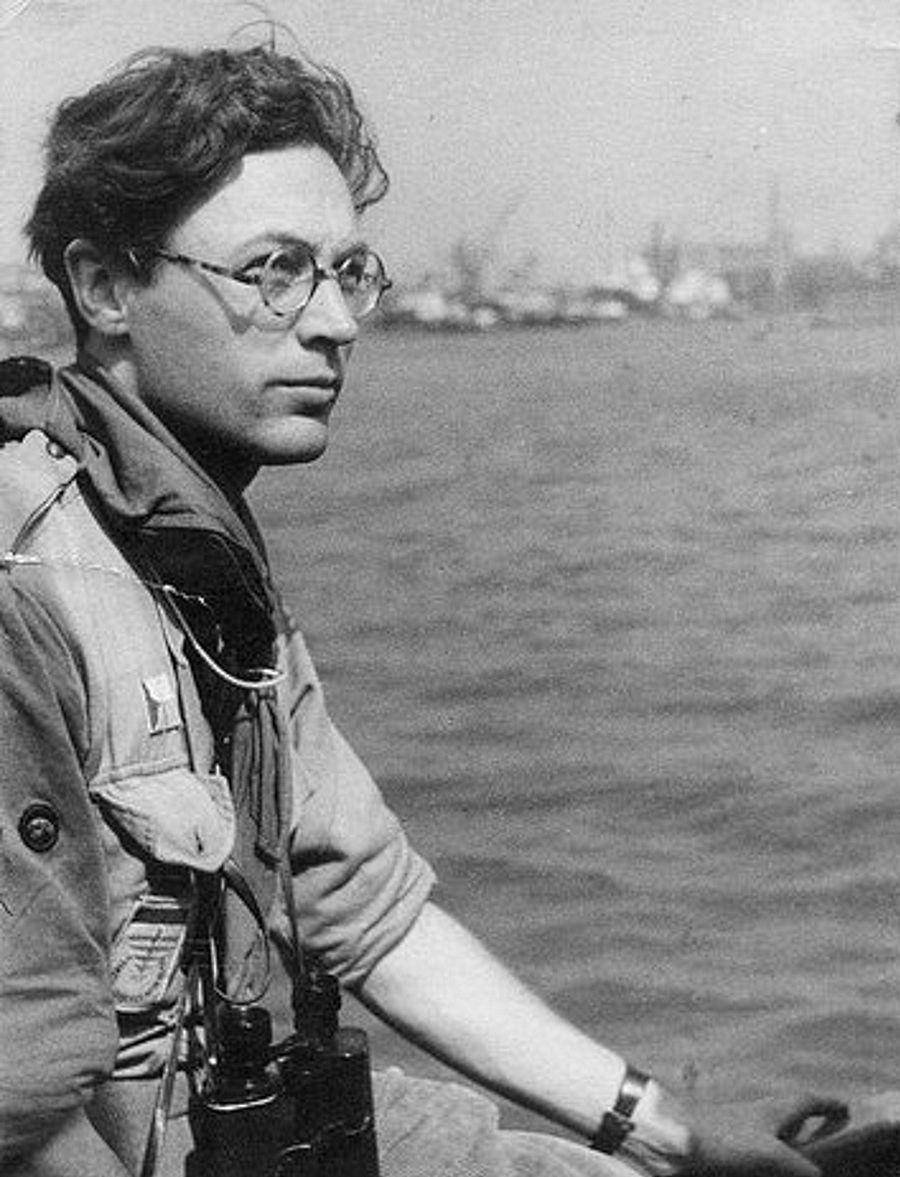 Мирослав Григоріїв - пластун і митець