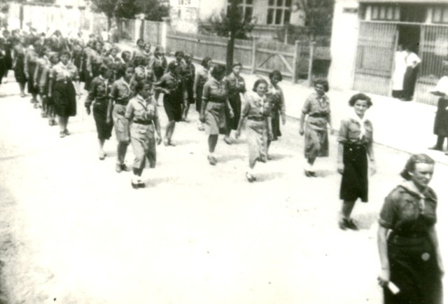 Пластовий з`їзд у селищі Перечин, 28 червня 1938 р.