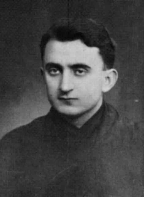 Пап-Пугач Степан, визначний пластун Закарпаття