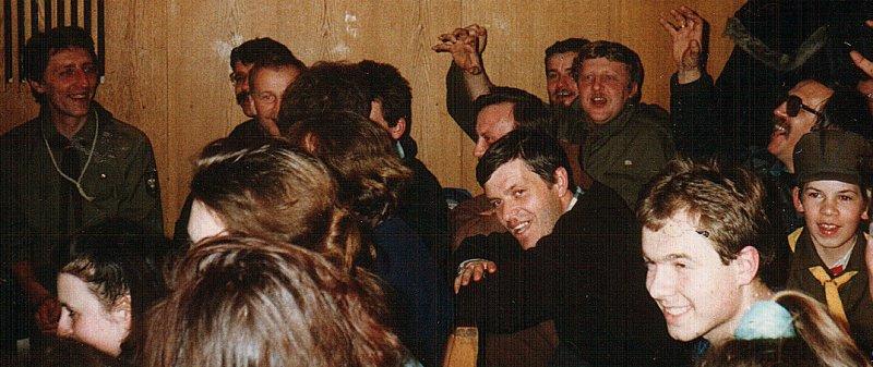 Славськ, 1991