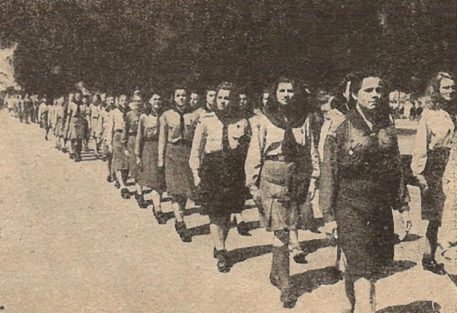 Свято Весни в Міттенвальді, 1947