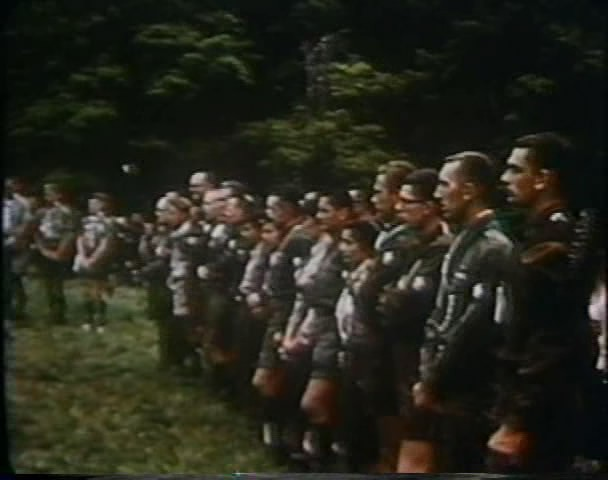 Фільм про ЮМПЗ 1962 р., Вовча Тропа, США