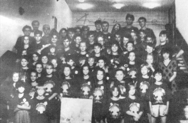 Святослав Довгович про пластовий табір у Чехо-Словаччині