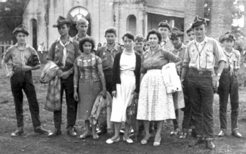 Про історію Пласту в Аргентині (фото)