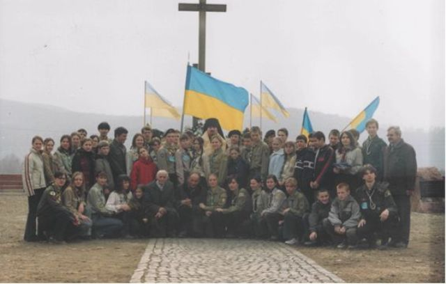 Красне Поле – бої за Карпатську Україну