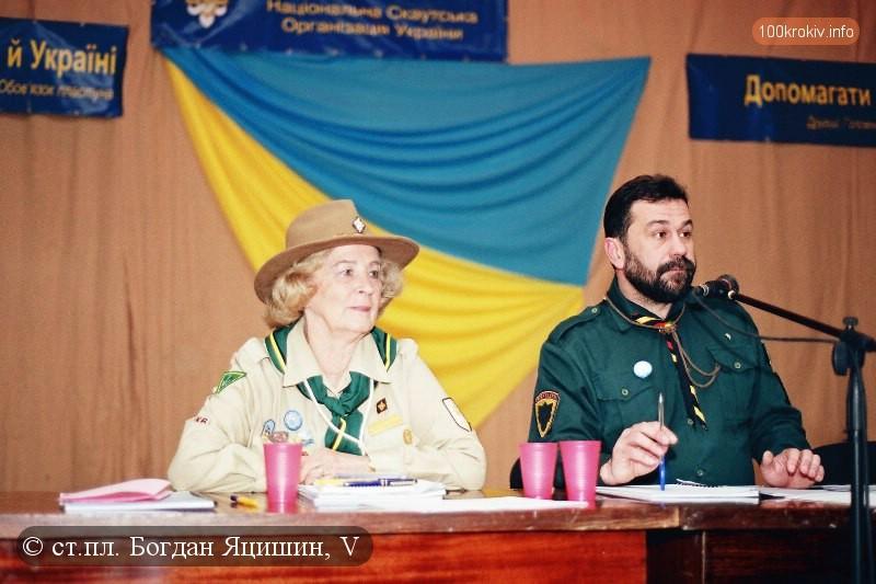 8-ий Крайовий Пластовий З`їзд, Київ, 2004