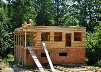 Будівництво на Соколі
