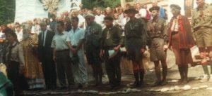 У білій беретці - пл.сен. Орест Гаврилюк, ЧМ, Сокіл, 1997