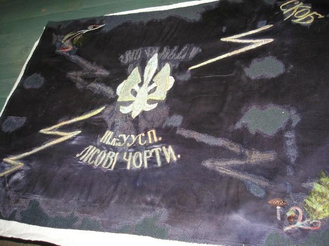 Віднайдений прапор ЛЧ