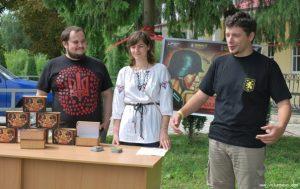"""Презентація гри на фестивалі """"Бандерштадт"""""""