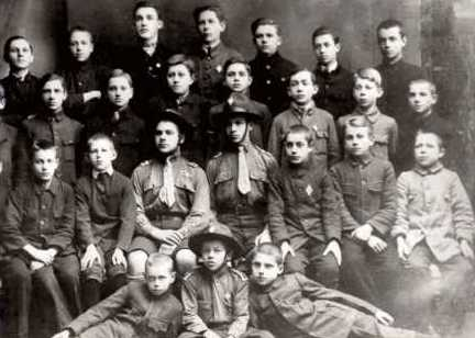 19 пластовий полк ім. Максима Залізняка, друга чета, 1923