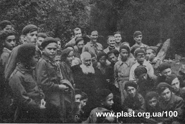 1939 - Шептицький в Підлютому