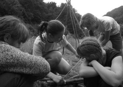 """Гутірка з піонірки, табір """"КрокУкрок"""", 2011"""