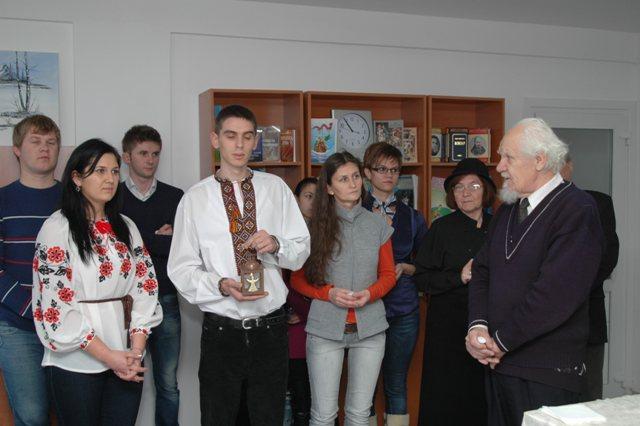 Передача ВВМ у м. Клуж, Румунія