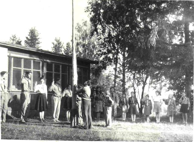Табір УПН, Гошів, 1993