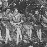 Греблі на Святі Весни на Сагарі, 1929