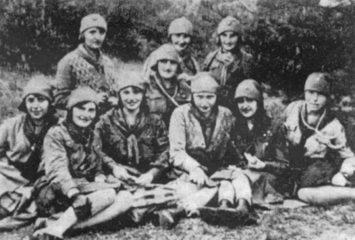 Греблі на Соколі, 1935