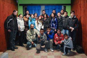 Обмін досвідом щодо ромського скаутингу, Словаччина