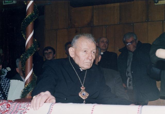 Святкова літургія з нагоди 100-ліття Єпископа Івана Маргітича