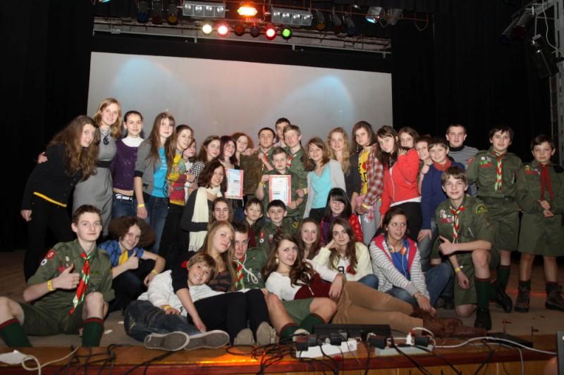 Гран-прі Дня Пластуна 2012