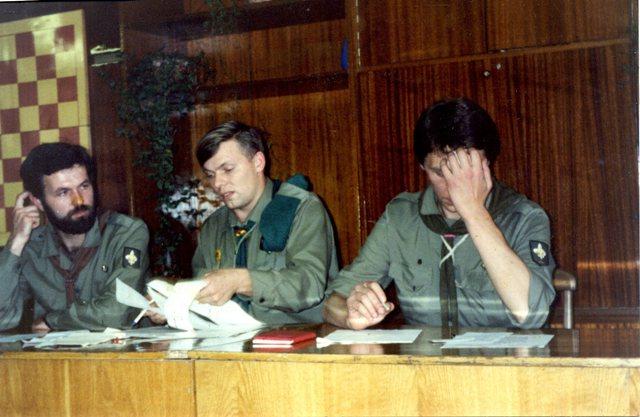 22 лютого 1990 р. – офіційна дата відновлення Пласту в Україні