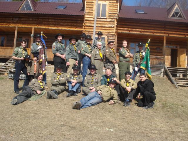 21 Збір куреня ЦМ, 24-25 березня 2012 р., ТМ Сокіл