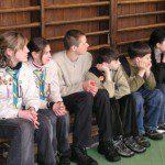 Відзначення подій Карпатської України, Хустська гімназія
