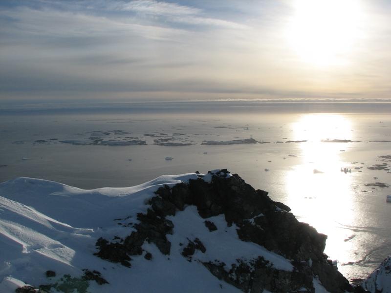 """Пік """"100-ліття Пласту"""": антарктичний першопрохід"""