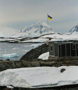 """Українська антарктична станція """"Академік Вернадський"""""""