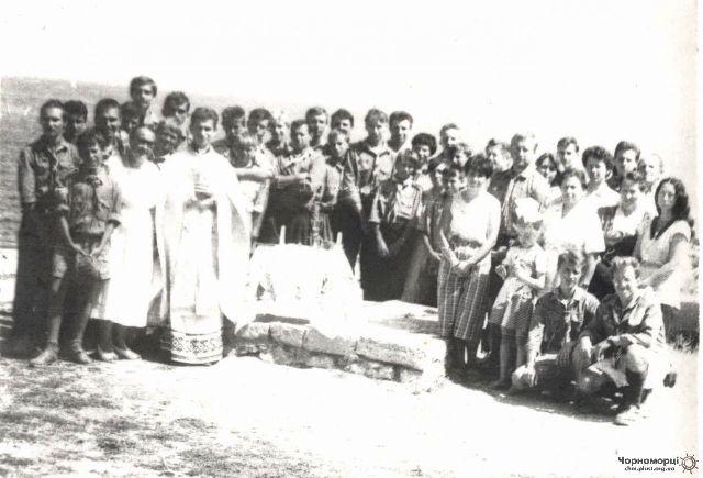 Крайовий Морський Табір, 1992