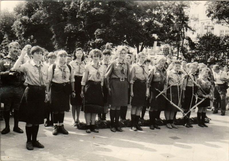 ЮМПЗ у Львові, 1993