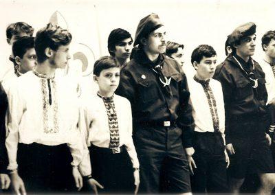 Заприсяження у Стрию 1991 р.