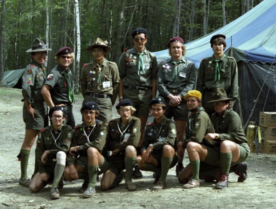 ЮМПЗ 1982 року на Вовчій тропі в штаті Нью-Йорк